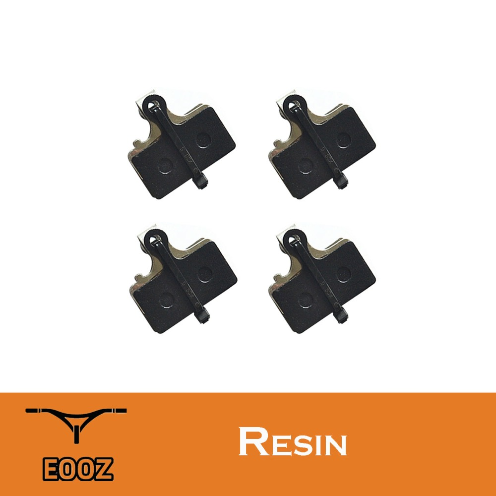 4 PRS * Bicycle DISC BRAKE <font><b>PADS</b></font> FOR <font><b>SHIMANO</b></font> G01S XTR M9000 M9020 M985 M988 Deore XT M8000 M785 <font><b>SLX</b></font> M7000 <font><b>M675</b></font> Deore M6000 M615 image