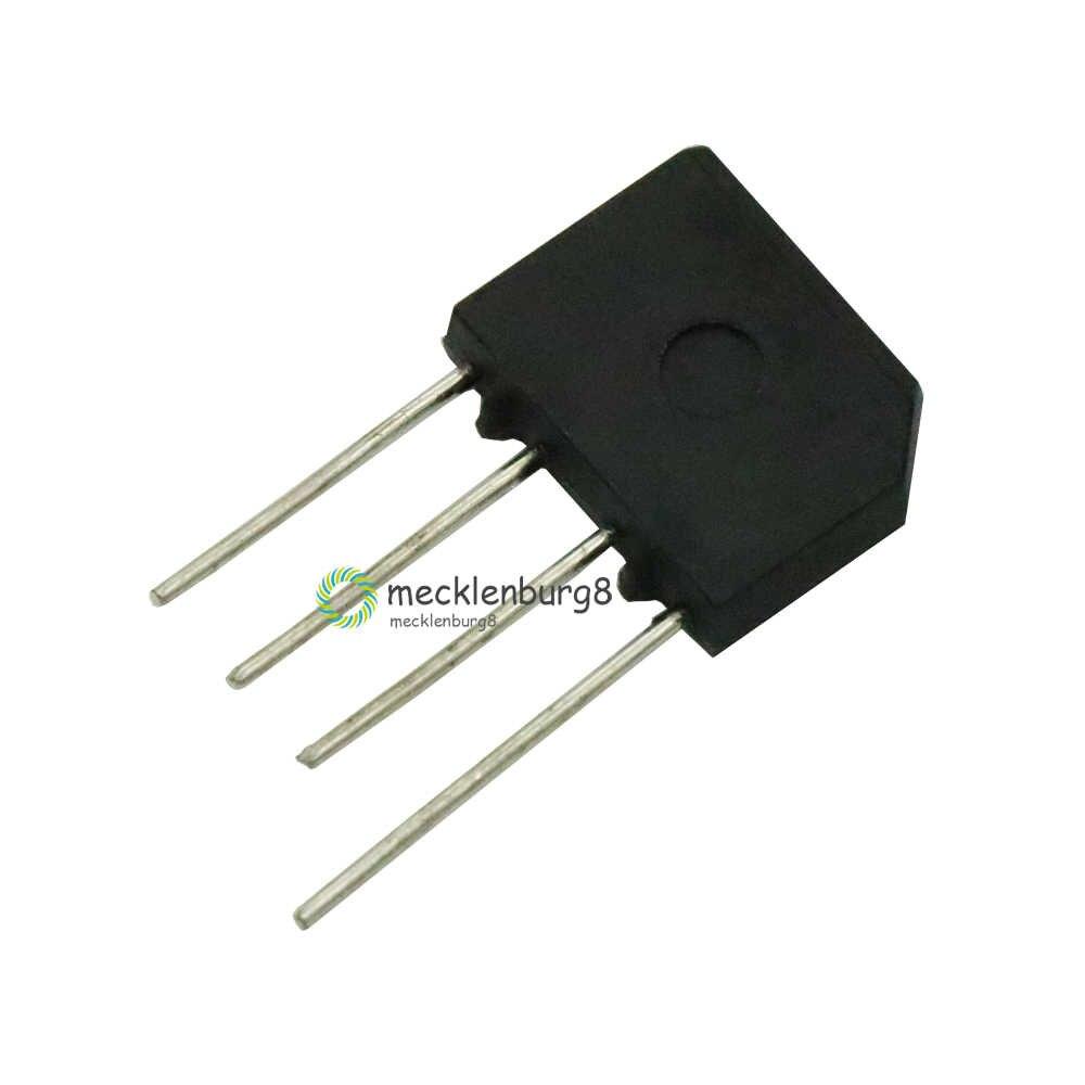 5 stücke 3A 700 V KBP307 diode bridge rectifier KBP 307 Power diode elektronische Componentes