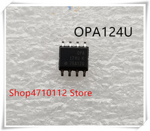NEW 10PCS/LOT OPA124UK OPA124UA OPA124U OPA124 SOP-8 IC