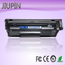 JIUPIN  Compatible toner cartridge for hp Q2612A q2612 2612a 12a 2612 laserjet 1010 1020 1015 1012 3015 3020 3030 3050 printer