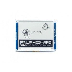Image 4 - Waveshare1.54 дюймовый электронный бумажный Модуль 200x200, 2,9 дюйма электронная бумага 296x128, 4,2 дюйма электронная бумага, 400x300 электронные чернила, SPI интерфейс для Raspberry PI