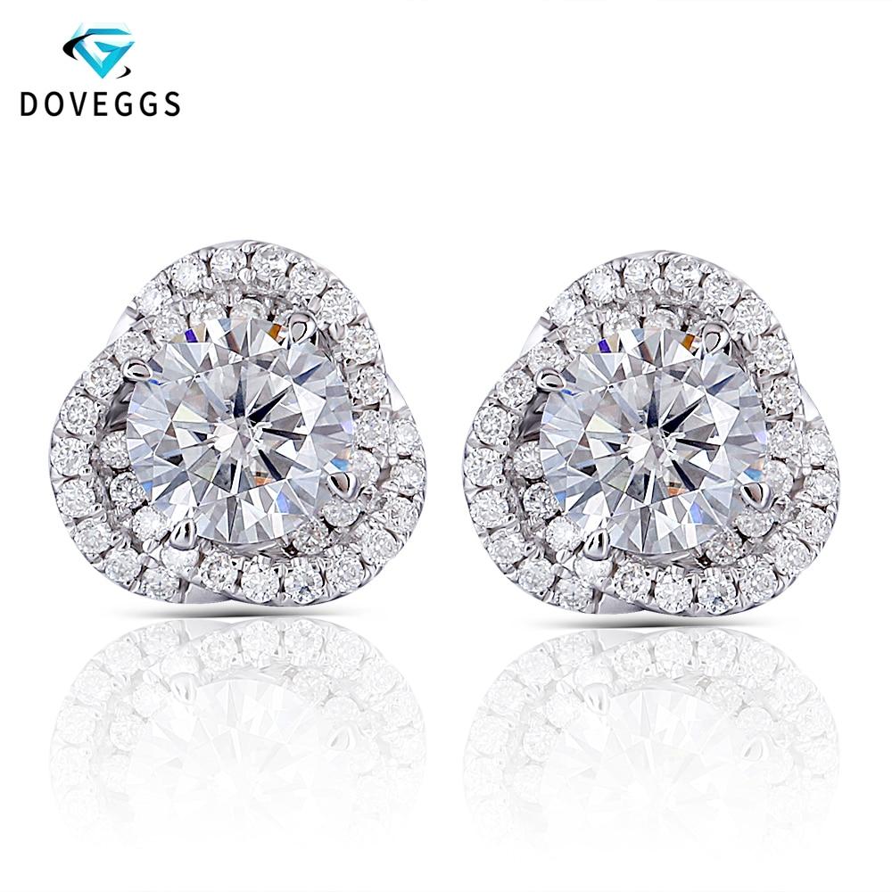 flower stud earrings 1)