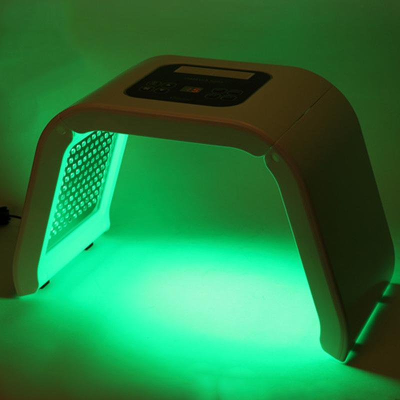 7 Color Led Photon Light Therapy Led Mask Beauty Machine PDT Lamp Treatment Skin Acne Remover Anti-wrinkle Portable Led Mask