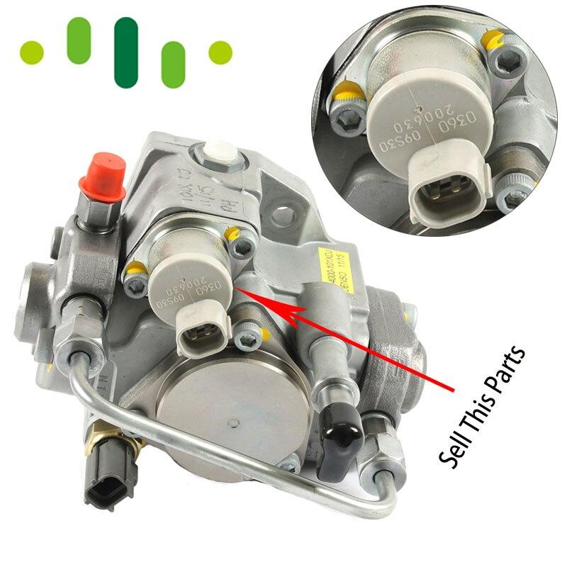 Vauxhall Opel Movano Vivaro 2.5 CDTI Pompe à Carburant Régulateur de pression Valve de contrôle