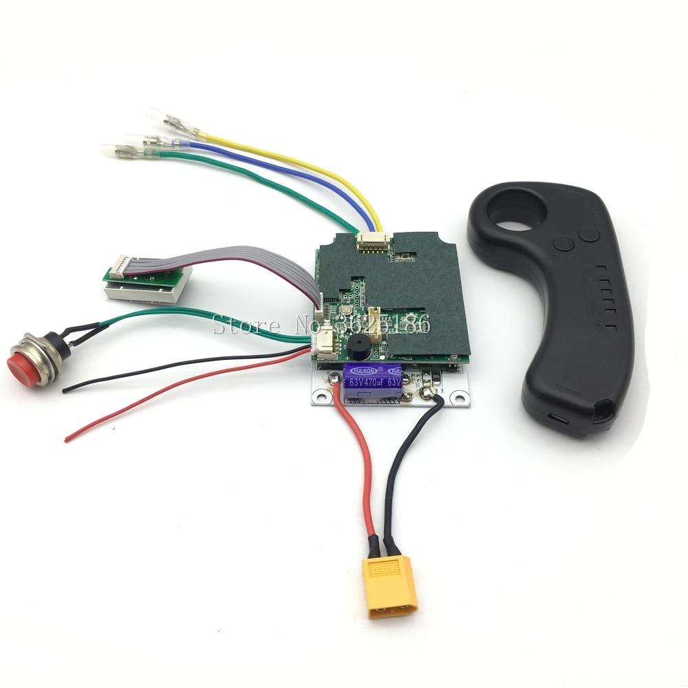 6S 7S 10S 24V 29 4V 36V single mode drive Hub brushless motor speed controller ESC