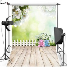 New Fabric Flannel Photography Background Backdrop For Wedding Flower Bear Vinyl Background For Children Photo Studio S1863 цена