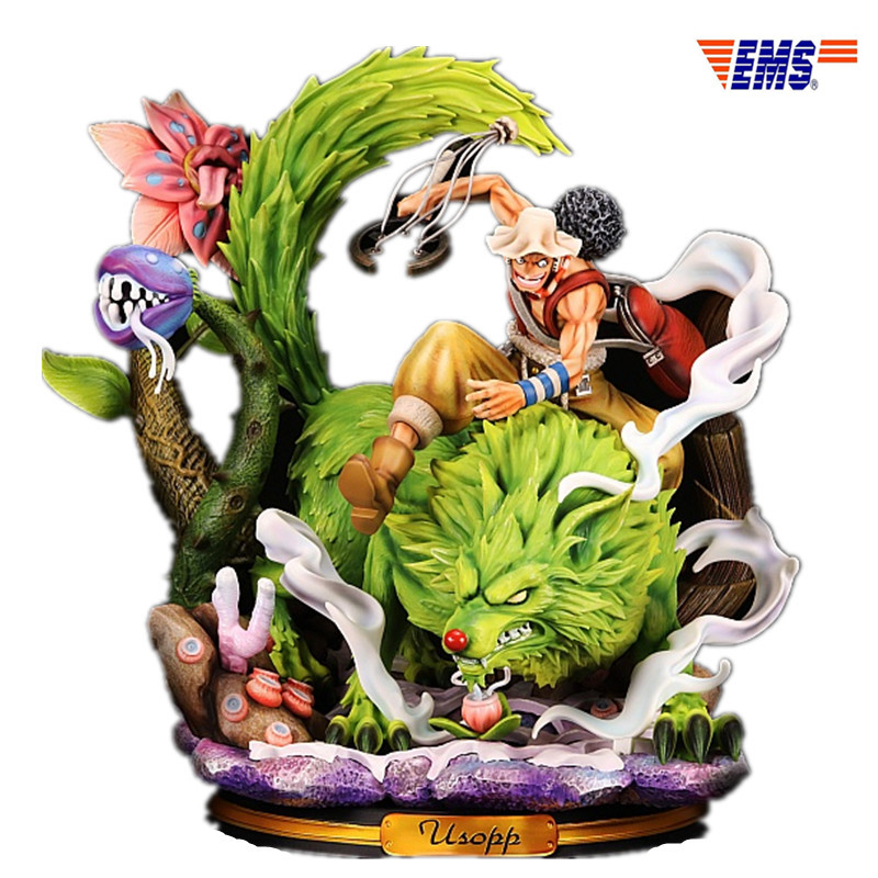 Presale ONE PIECE The Straw Hat Pirates Usopp Plant The Wolf Resin Statue Action Figure Model (Delivery Period: 60 Days) X354Presale ONE PIECE The Straw Hat Pirates Usopp Plant The Wolf Resin Statue Action Figure Model (Delivery Period: 60 Days) X354