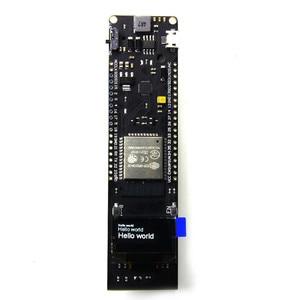 Image 3 - 0.96 inç OLED WiFi Bluetooth ESP32 geliştirme Kurulu 18650 şarj Pil Kutusu