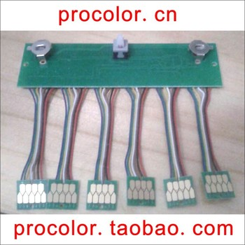 PROCOLOR newest 2015 hot products Japan version IC70 CISS for epson EP-306/EP-706A/EP-775A/EP-775AW,newest  combo ARC chip