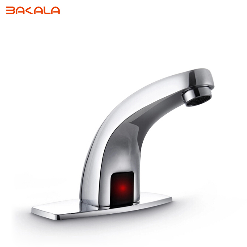 Automatic sensor tap infrared Sensor water saving Faucets Inductive Kitchen bathroom cold water tap or cold and hot mixer tapAutomatic sensor tap infrared Sensor water saving Faucets Inductive Kitchen bathroom cold water tap or cold and hot mixer tap
