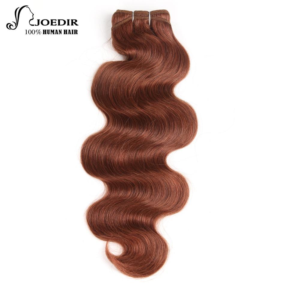 Aliexpress Buy Joedir Pre Colored Brazilian Remy Human Hair