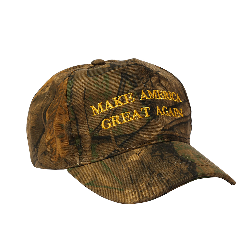 [SMOLDER]Make America Great Again Embroidery USA Flag 2020 Donald Trump Hat Re-Election Cotton Baseball cap Outdoor Camouflage 3