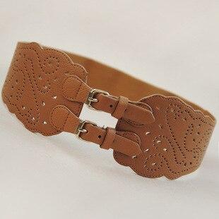 060718 new hot women fashion waist belt female Cummerbunds 1