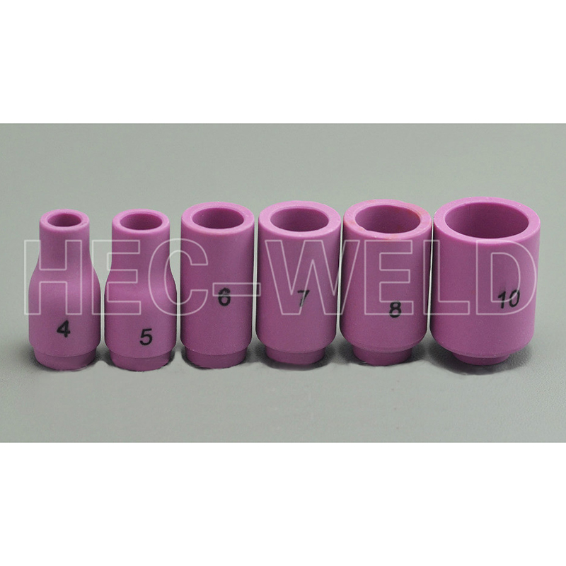 FREE SHIPPING HEC TIG Gas Lens KIT,Back Cap Collet Body Fit TIG Welding Torch SR WP9 20 25,42PK  Crazy discount