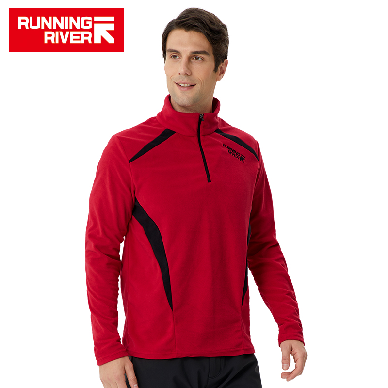 RUNNING RIVER Brand FLEECE For men Size S - 3XL Ship From Russia & China Warm Winter High Quality ski  snowboard fleece #F7267