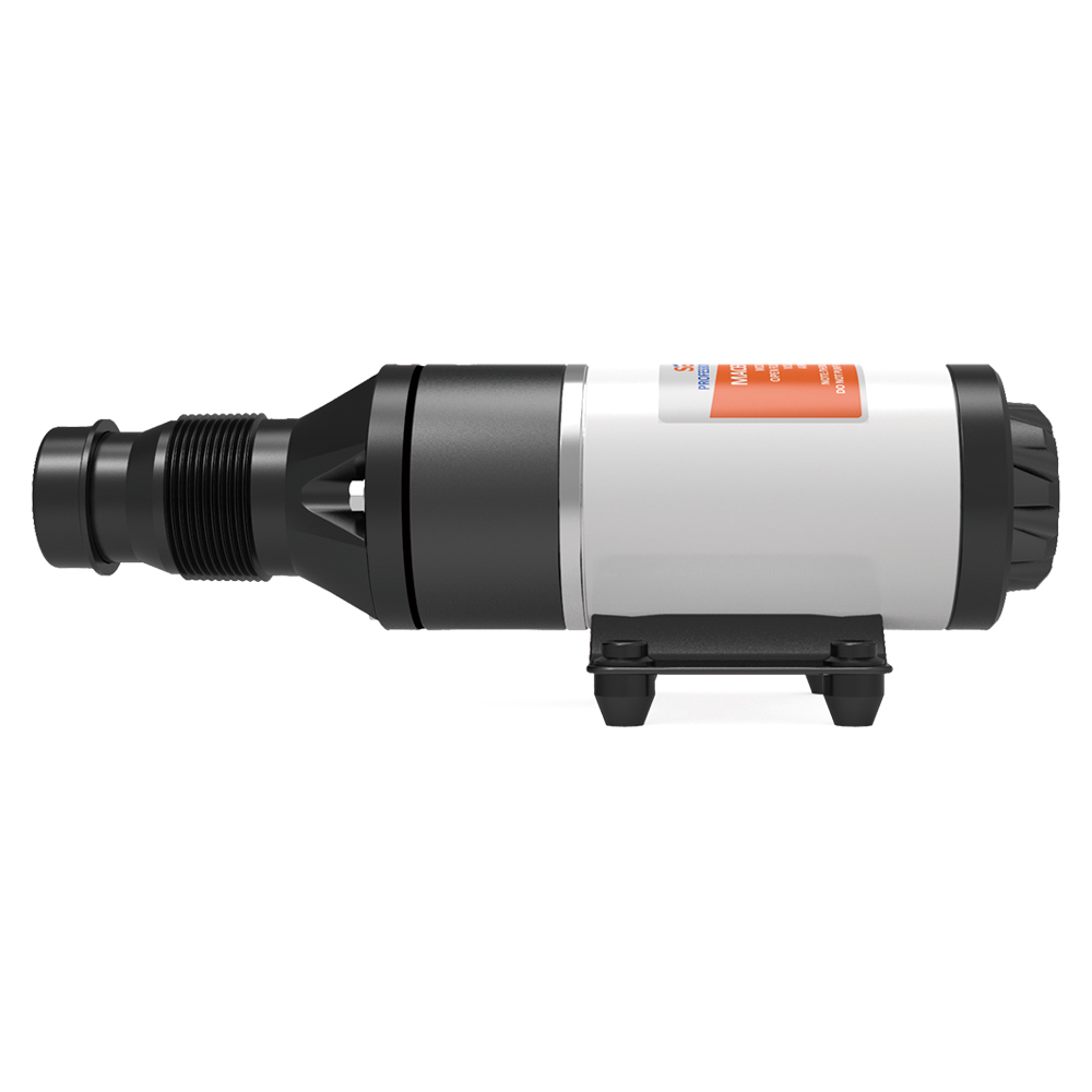 SEAFLO Macerator 24V Waste Water Pumps Quick Release 45 LPM 12GPM Boat RV Marine Toilet Washroom Trailer Camper