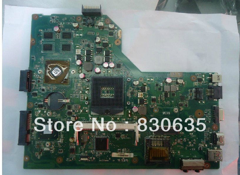 ФОТО K42JC laptop motherboard 50% off Sales promotion, FULLTESTED,,   ASU