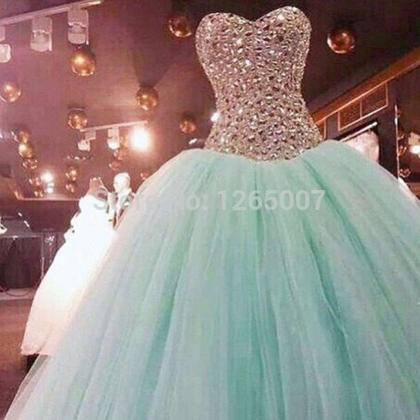 Contemporary Poofy Ball Gown Prom Dresses Image - Ball Gown Wedding ...