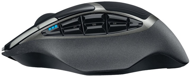 Logitech G602 Wireless Gaming Mouse with 250 Hour Battery Life limited edition