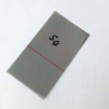 100pcs Hot sell LCD Polarizer Film Polarization for Samsung Galaxy S4 SIV I9500 i9505 LCD Filter Polaroid Polarized Light Film