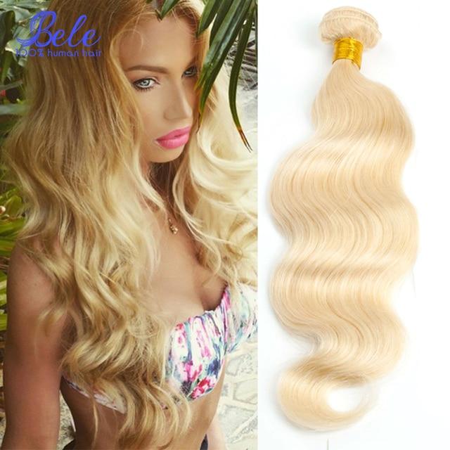Honey Blonde Brazilian Hair Bundles 4 Bundles Nicki Minaj Brazilian