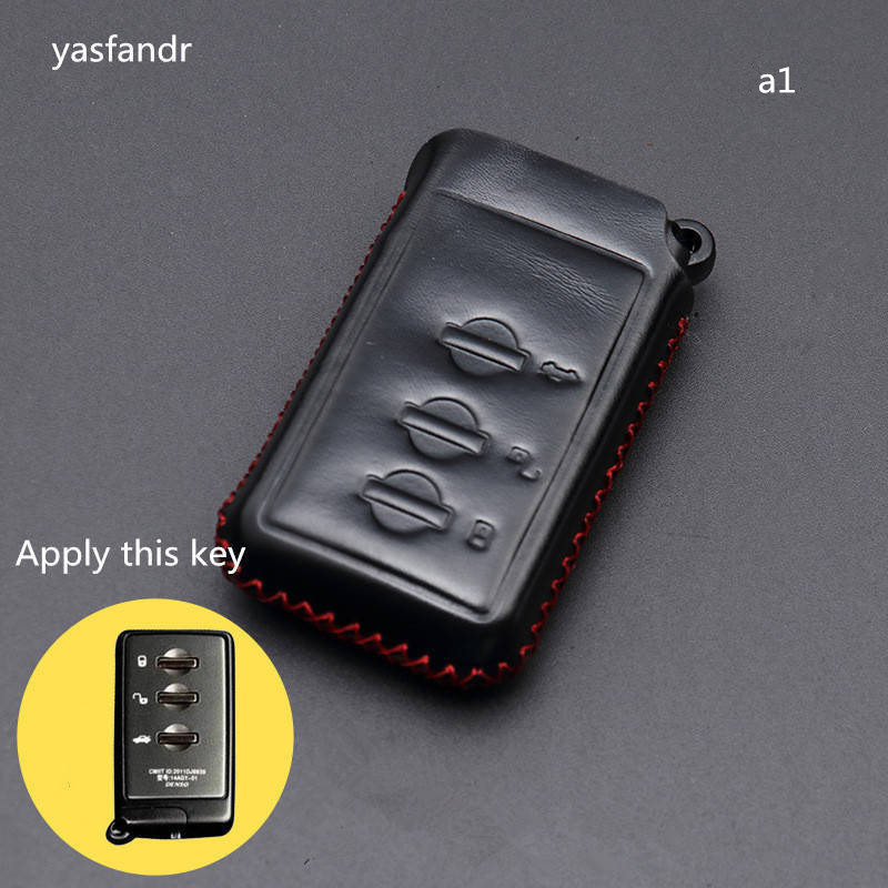 Car Accessories Key Cover Case Araba Aksesuar For Subaru Outback Forester Legacy XV Inland Traditional Straight Starline A93
