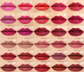 1 Pc Matte Velvet  Lipstick  Sexy Dark Red Nude Pink Rose Red Orange Lip Gloss Stick Best Long Lasting Lipstick Makeup 30 Colors