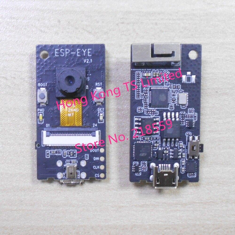 ESP EYE 2 megapixel camera ESP32 4MByte Flash 8MByte PSRAM supports WIFI image transmission