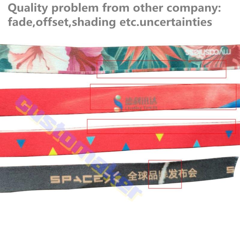 custom printing wirstband