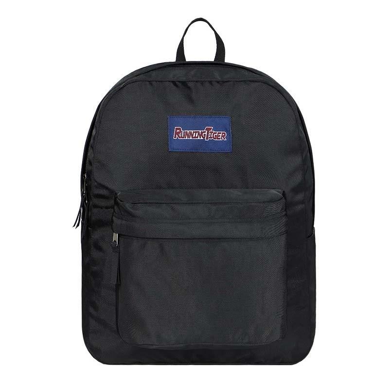Solid Color schoolbag backpack school Bag waterproof  teenagers man computer feminina Backpack laptop Women