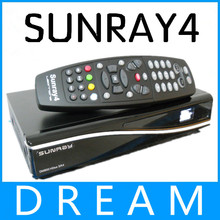 2 unids sr4 Rayo de sol con 2.1 tarjeta SIM Sunray 800hd sintonizador Triple DVB-S/C/T Receptor de Satélite