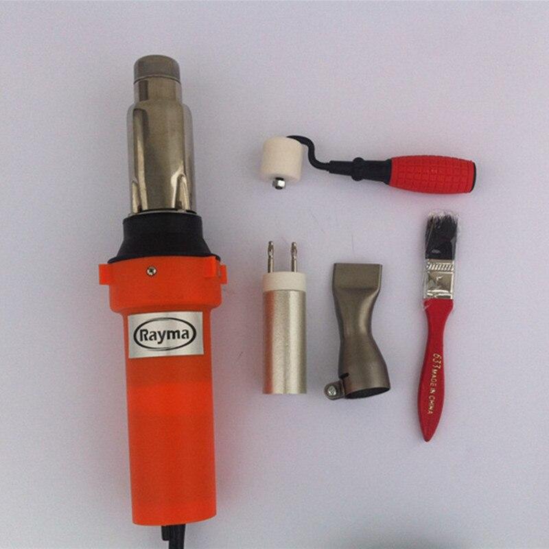 2000w red colour hot air gun,hot air welding gun,plastic welding gun,best price high quality !