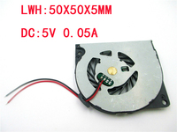 Ventilador para proyector soplador cargador inalámbrico ventilador inalámbrico 50x50x5mm 5V LD5005S05H 008 J48C000074