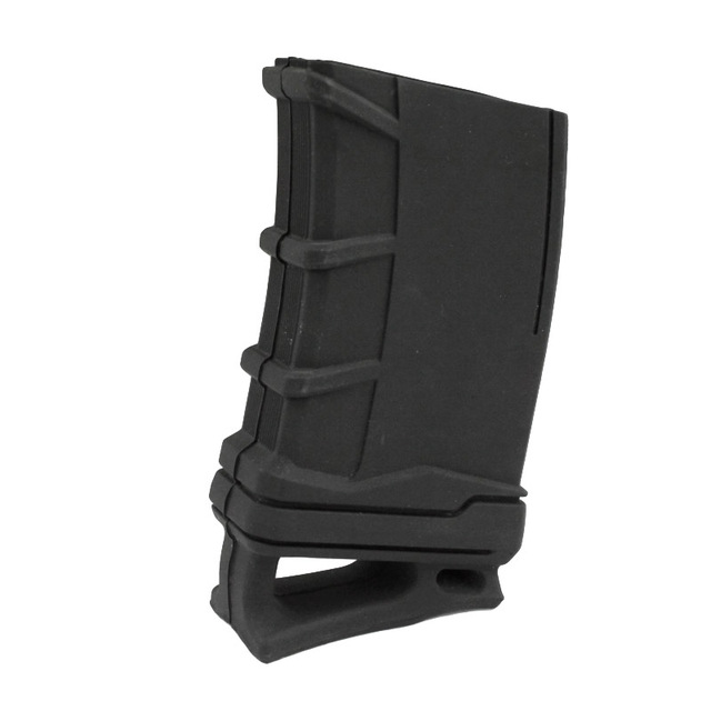 Tactical Hunting Fast Magazine Rubber Pouch For M4/M16 Pouch Bag 5.56 NATO Mag Pouch Bag Water Gun Cartridge