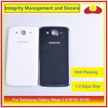 10 Pcs/lot Pour Samsung Galaxy Mega 5.8 I9152 i9150 GT i9150 Porte de Batterie de Logement Arrière Coque Arrière Coque de Châssis