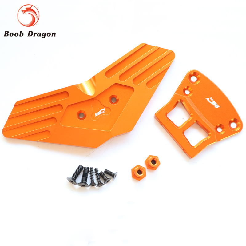 King Motor Baja Alloy front fender for HPI Baja 5B Parts Rovan king motor baja 5b alloy gear box for hpi baja 5b parts rovan free shipping