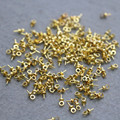 10PCS DIY Hardware Gold-plated Fittings for Accessory Earring Needle Metal Boutique Accessory Fittings jewelry Making Design