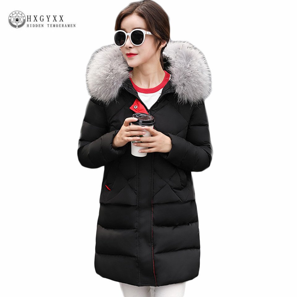 Здесь продается  Winter Jacket Women 2018 Luxury Real Raccoon Fur Hooded Ladies Coats 90% White Duck Down Parka Zipper Warm Goose Outwear Okb153   Одежда и аксессуары