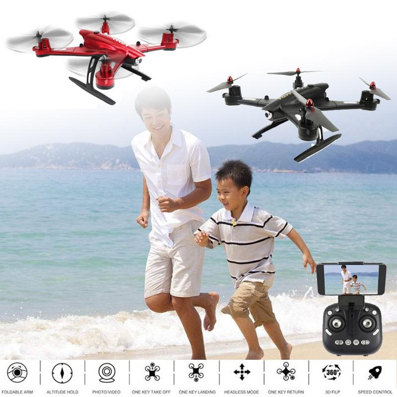 MJX B2W Bugs Mini Drone With Camera 1080P HD 5GPS WIFI RC Quadrupter Brushless RC Quadcopter Helicopter Aircraft Remote Control 4pcs mjx b2c b2w propeller for remote control mjx bugs 2 propeller rc brushless airplane replacement accessories