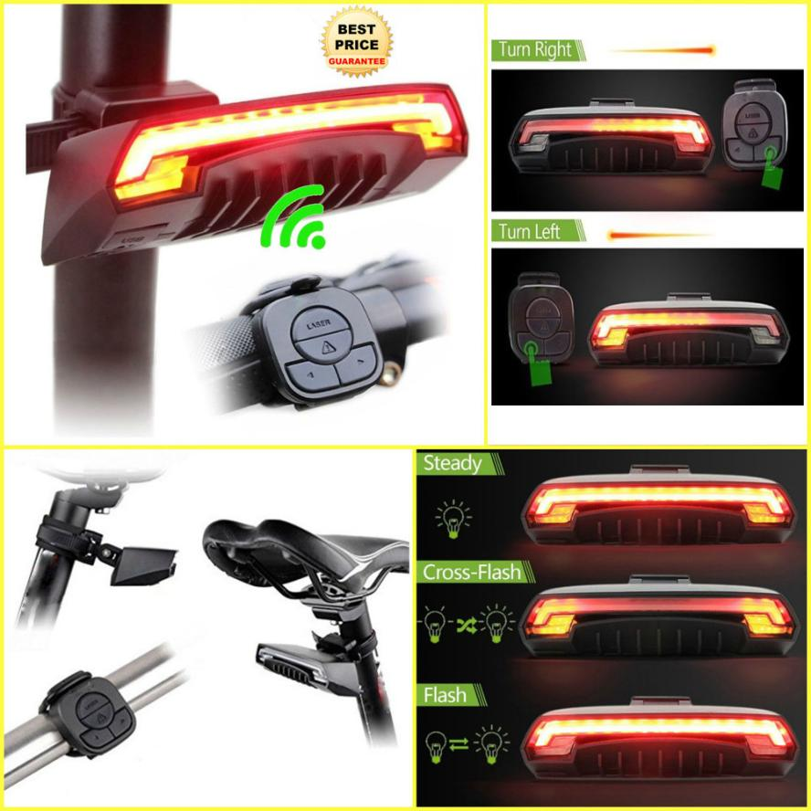 New Arrival High Quality Hot Bicycle Bike Indicator Turn Signal LED Tail Light Wireless Remote Control Protectvie Bike Accessory mountain bike four perlin disc hubs 32 holes high quality lightweight flexible rotation bicycle hubs bzh002