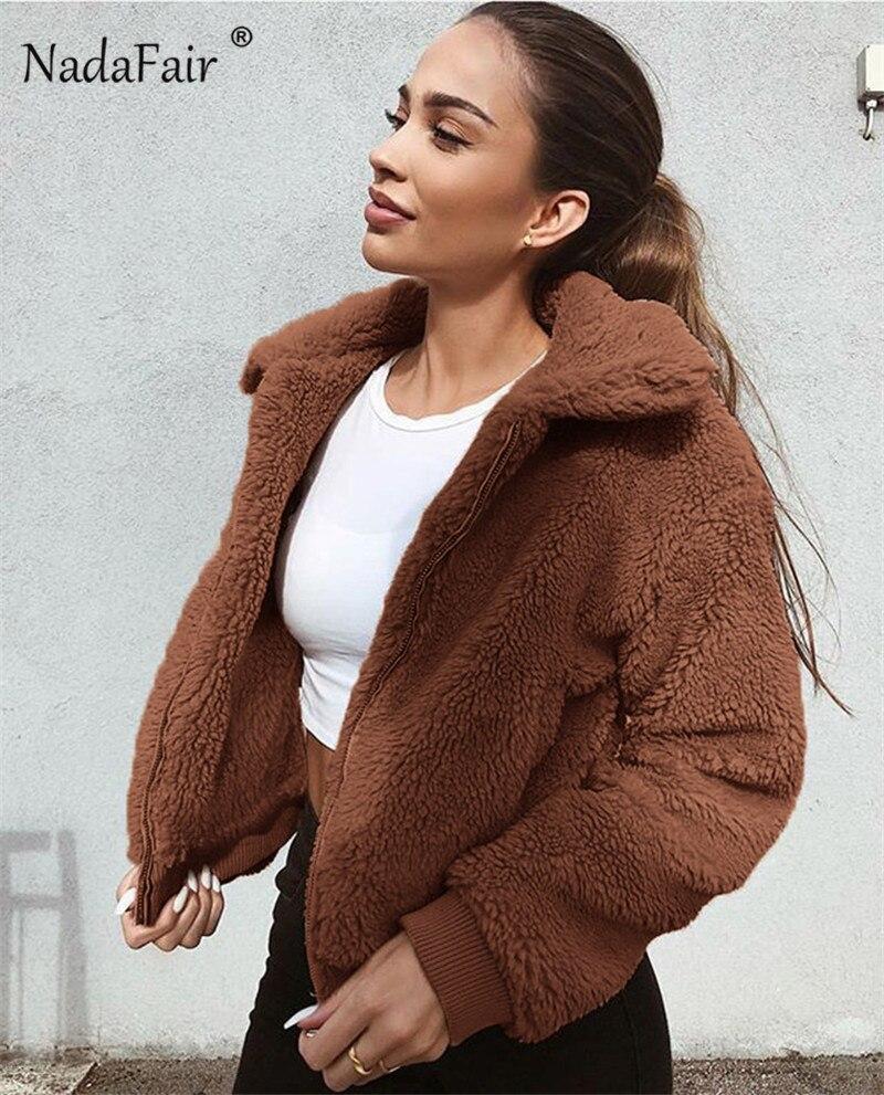 faux fur coat teddy01_