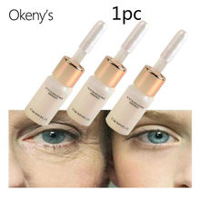 1 pc Eye Care ผลิตภัณฑ์ Anti Aging Anti Wrinkle Liquid Lift ครีม Argireline Cream Hyaluronic Acid Serum(China)