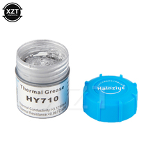 Silver Cooling silicone Fan Thermal Grease Paste Compound Ch