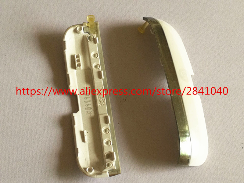 Pour Samsung C101 (Galaxy S4 Zoom) nouveau blanc couvercle de la batterie