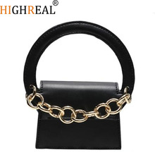 Chains Bag Cute Fap Totes Handbag Women Girl Party Mini Small Black Crossbody Bag 2019 Fashion Brand Wholesale Drop Shipping