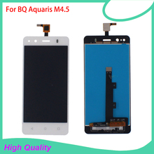 High Quality LCD Display For BQ Aquaris M4.5 4.5Inch Touch S