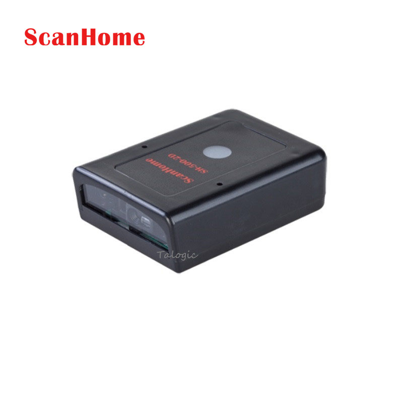 2D Imagine Barcode Scanner Mini Fixed Mounted Bar Code Scanning Module for QR PDF417 Data Matrix with USB Or RS232 Interface free shipping lv3070 2d barcode scanner module for pda with ttl232 interface
