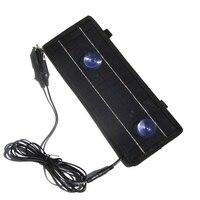 חמה למכירה 2 portable יח'\חבילה 4.5 w 18 v פנל סולארי מטען עבור 12 v רכב/סירה/מנוע סוללות מטען מטען תאים סולריים משלוח חינם
