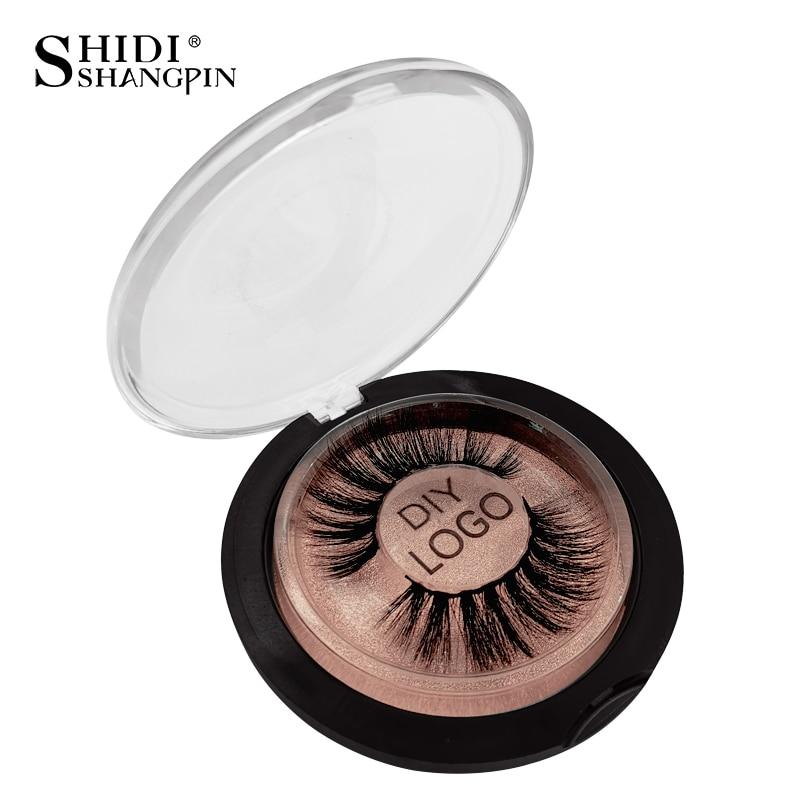 8f7a2cc9e35 50Pairs mink eyelashes 100% cruelty free false eyelashes 3d mink lashes  private labeling makeup fake