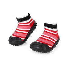 3color Baby boy&girl first walkers Infant fashion Socks with Rubber Soles Toddler non-slip floor Shoes kids cute Prewalker(soft) balleenshiny new arrival baby big eyes socks soft non slip cute spring autumn infant toddler comfortable fashion floor socks